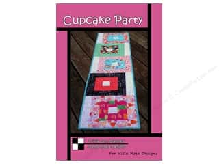 Villa Rosa Designs Orphan Quilt Cupcake Party Pattern