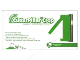 ruler: CutterPillar Crop Paper Trimmer