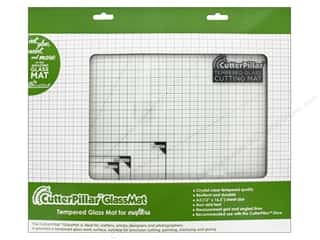 CutterPillar Tempered Glass Cutting Board