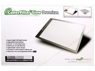 scrapbooking & paper crafts: CutterPillar Glow Premium LED Light Board