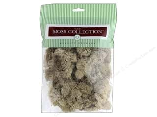 moss: Quality Growers Moss Reindeer Natural 1.87 qt