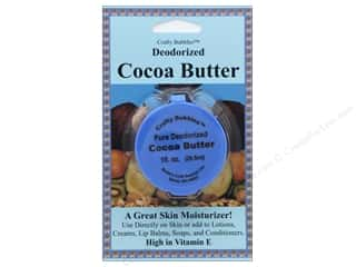 Crafty Bubbles Deodorized Cocoa Butter 1 oz