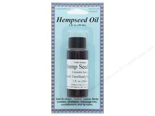 Crafty Bubbles  Hemp Seed Oil 1 oz