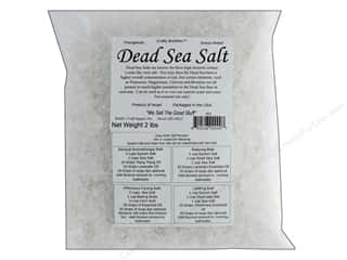 Crafty Bubbles  Dead Sea Salt 2 lb Bag