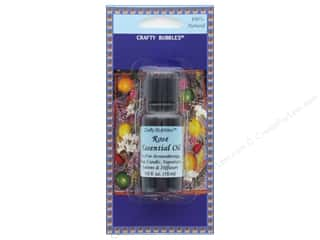 craft & hobbies: Crafty Bubbles Essential Oil .5 oz Rose