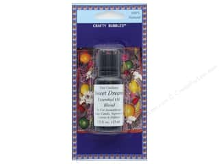 craft & hobbies: Crafty Bubbles Essential Oil Blend .5 oz Sweet Dreams