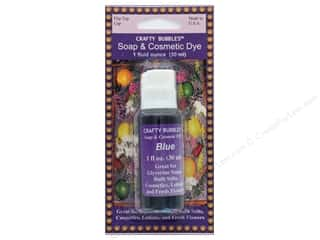 Crafty Bubbles Soap & Cosmetic Dye 1 oz Blue