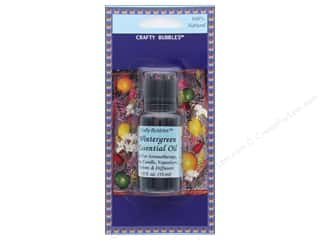 craft & hobbies: Crafty Bubbles Essential Oil .5 oz Wintergreen