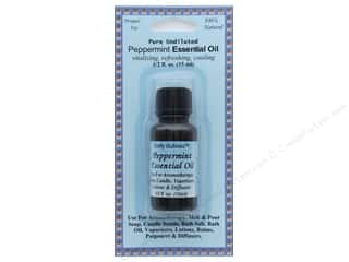 craft & hobbies: Crafty Bubbles Essential Oil .5 oz Peppermint