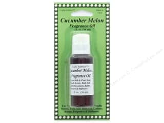 Crafty Bubbles Fragrance Oil 1 oz Cucumber Melon