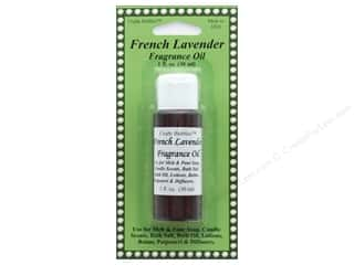 candle scent oil: Crafty Bubbles Fragrance Oil 1 oz French Lavender