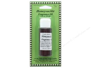 Crafty Bubbles Fragrance Oil 1 oz Honeysuckle