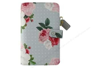 Webster's Pages Color Crush Planner Kit Personal Grey Floral Book Wrap