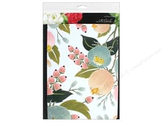 Webster's Pages Color Crush Insert Composition Notebook Floral