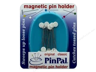 Blue Feather PinPal Pin Holder Magnetic Aqua