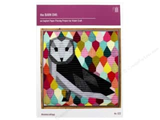 Clearance: Violet Craft The Barn Owl Pattern