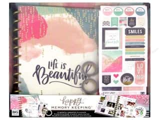 Happy Planner: Me & My Big Ideas Create 365 Happy Planner 12 Month Box Kit - Big Life is Beautiful