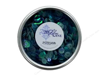 Buttons Galore 28 Lilac Lane Sequin Tin Mermaid Tale