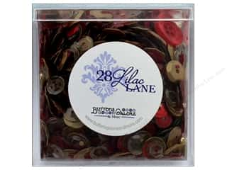 craft & hobbies: Buttons Galore 28 Lilac Lane Shaker Mix Happy Harvest