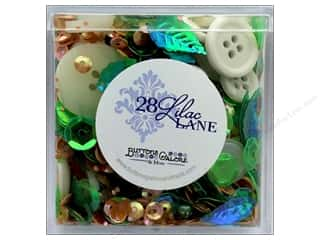 seed beads: Buttons Galore 28 Lilac Lane Shaker Mix Summer Garden