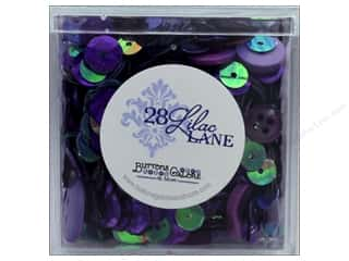 seed beads: Buttons Galore 28 Lilac Lane Shaker Mix Vineyard Hues