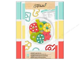 craft & hobbies: American Crafts Collection Sweet Sugarbelle Cutter Set Alpha