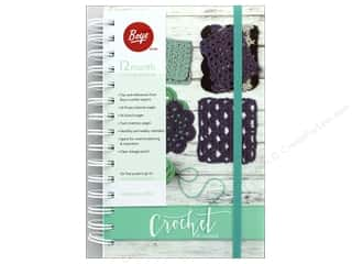 yarn & needlework: Boye 12 Month Planner Crochet