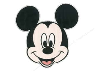Simplicity Applique Disney Extra Large Mickey Head