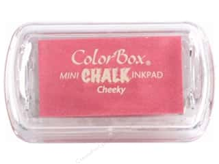 ink pad: ColorBox Fluid Chalk Ink Pad Mini Cheeky