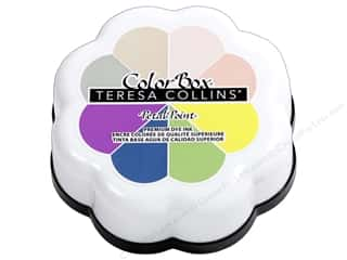 ColorBox Premium Dye Ink Pad Teresa Collins Petal Point Bloom