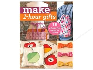 books & patterns: C&T Publishing Make 1 Hour Gifts Book