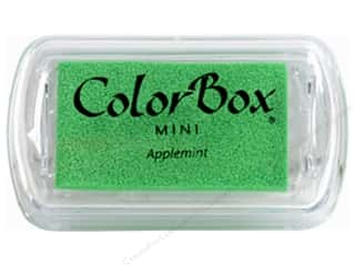 scrapbooking & paper crafts: ColorBox Pigment Ink Pad Mini Applemint