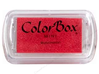 scrapbooking & paper crafts: ColorBox Pigment Ink Pad Mini Watermelon