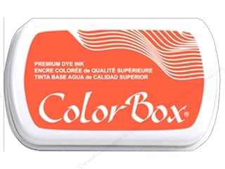 scrapbooking & paper crafts: ColorBox Premium Dye Ink Pad Full Size Coral