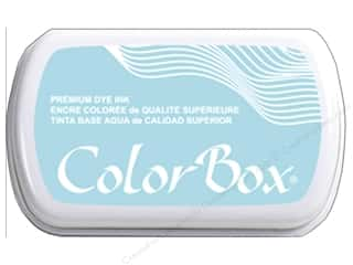 ink pads: ColorBox Premium Dye Ink Pad Full Size Atmosphere
