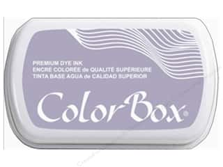 stamp cleaned: ColorBox Premium Dye Ink Pad Full Size Dove