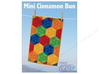 books & patterns: Jaybird Quilts Mini Cinnamon Bun Pattern