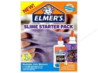 Elmer's Slime Starter Pack - Purple