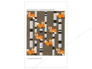 sewing & quilting: Sew Fresh Quilts Fox Among The Birches Pattern