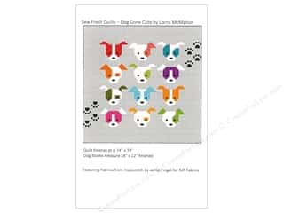 books & patterns: Sew Fresh Quilts Big Dog Gone Cute Pattern