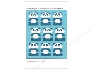 books & patterns: Sew Fresh Quilts Panda Please Pattern