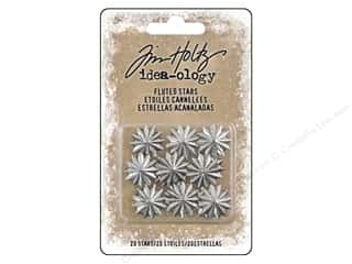 Tim Holtz Idea-ology Christmas Fluted Stars