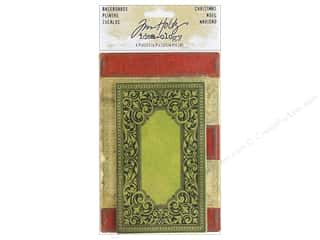 books & patterns: Tim Holtz Idea-ology Christmas Baseboards