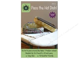 Around The Bobbin Pass the Hot Dish Pattern