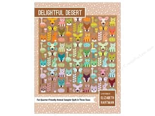 books & patterns: Elizabeth Hartman Delightful Desert Pattern