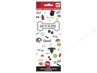 stickers: Me&My Big Ideas Sticker Value Pack Bad To The Bone