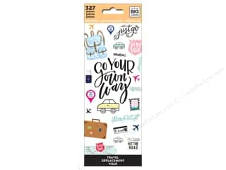 Me&My Big Ideas Sticker Value Pack Travel