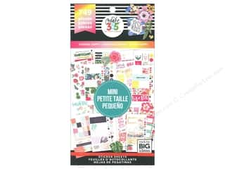 Me&My Big Ideas Happy Planner Sticker Value Pack Mini Choose Happy