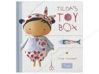 Tilda's Toy Box Book