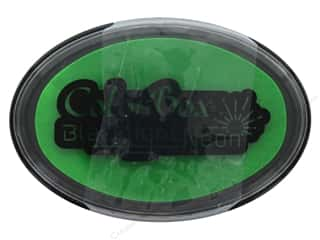 ColorBox Blacklight Neon Oval Ink Pad Spring